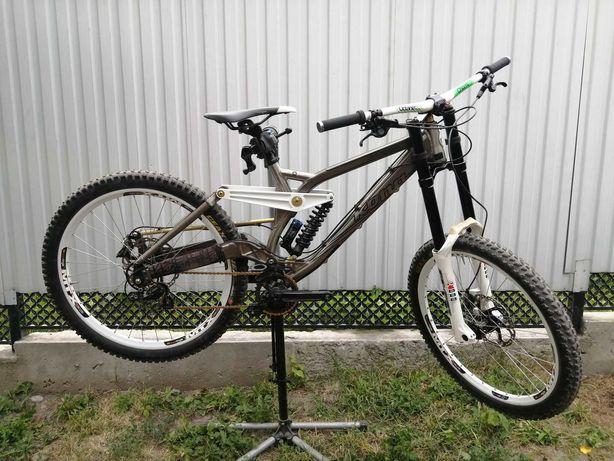 Велосипед Kona Stab Supreme M двухподвес