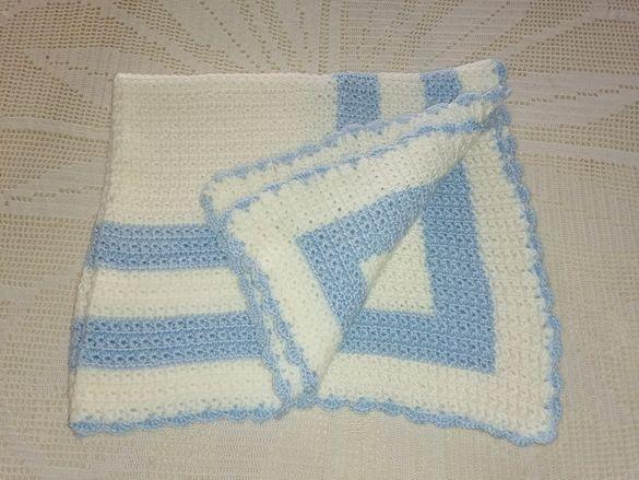 Бебешки одеяла нови