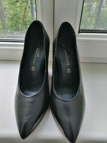 Срочно продам туфли натуральная кожа!!!