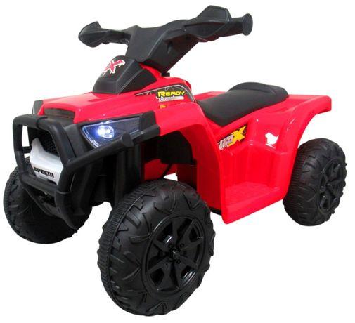 ATV electric pentru copii J8 Rosu