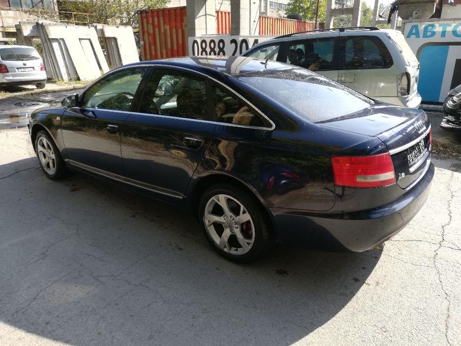 Ауди а6 4ф / Audi A6 4F - на части