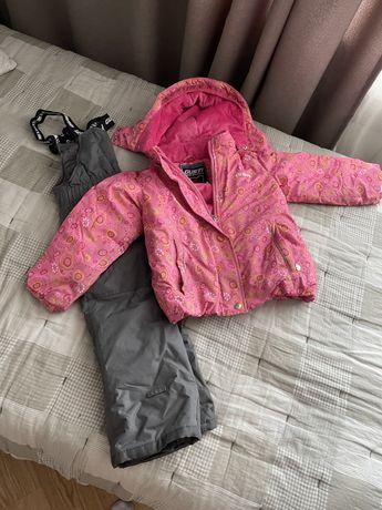 Десткая куртка и комбинезон