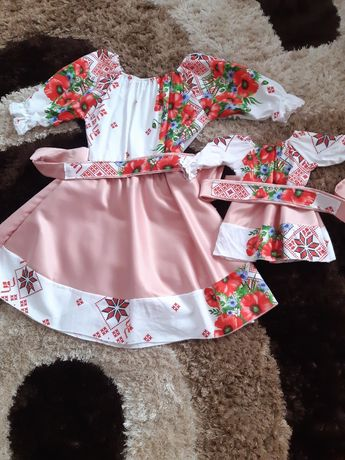 Set rochițe mamă fiică