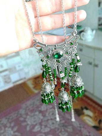 Продам Казахские  ожерелье