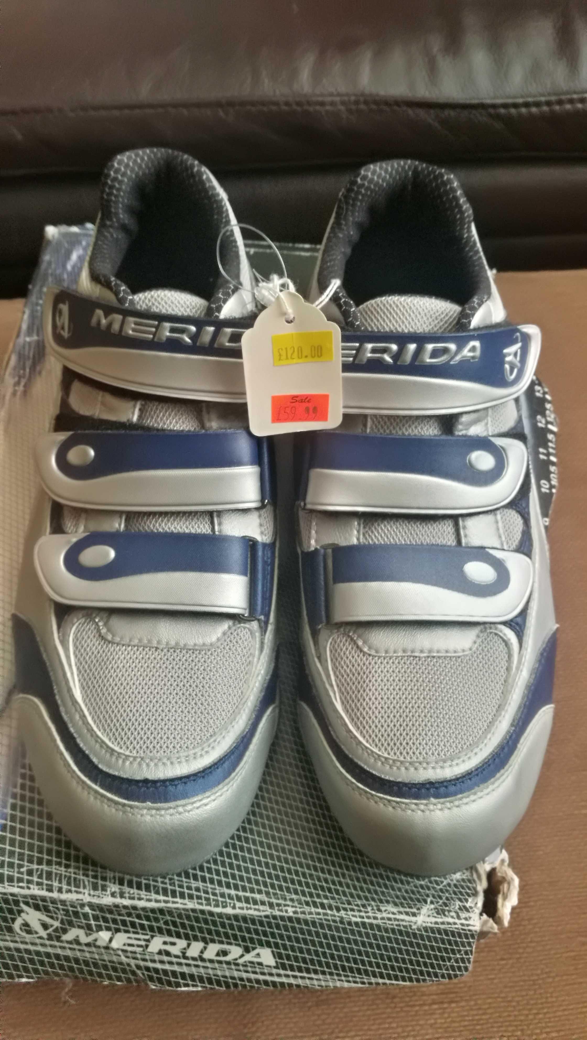 Обувки за шосейно колоездене