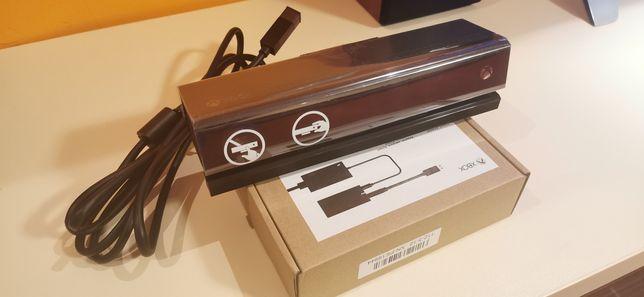 Kinect Xbox One S/X cu adaptor. Produs nou, sigilat