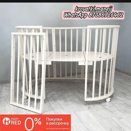 Кроватка детская.манеж мебель