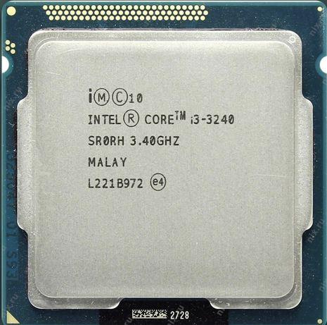 Процессор i3-3240