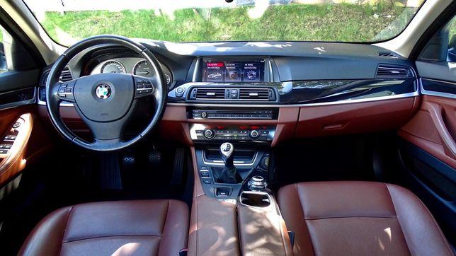 Navigatie android BMW F10 F11 sistem CIC / NBT