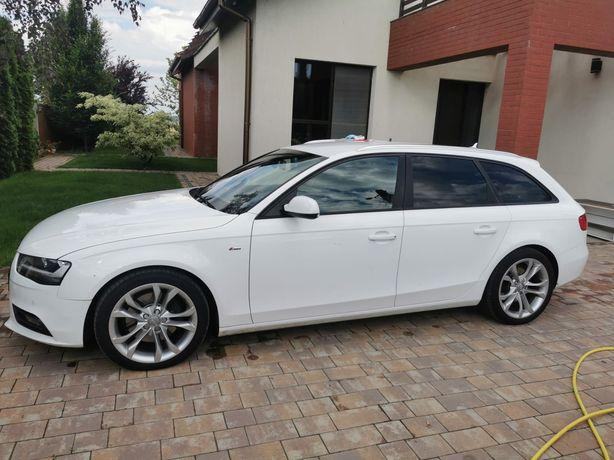 Audi A4 2013 3.0 V6