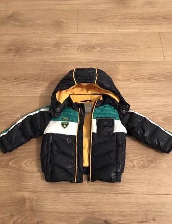 Продам детский зимний комбинезон и куртку (пух) фирмы CHICCO