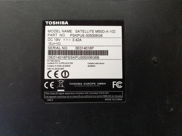 Dezmembrez Toshiba M50D-A-10Z