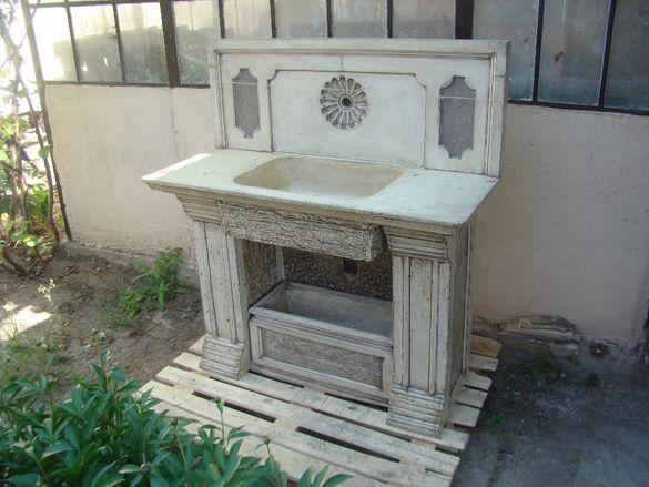 Градинска мивка
