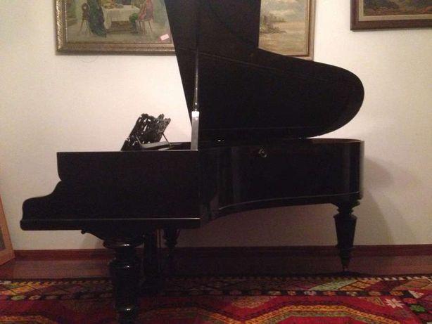 Роскошный антикварный рояль 19в!Великолепное звучание царских времён!