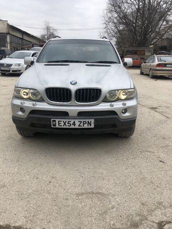 BMW X5 E53 facelift 3.0D БМВ Х5 Е53 '04г 218кс