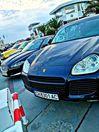 Porsche Cayenne Turbo НА ЧАСТИ! ГАЗ!