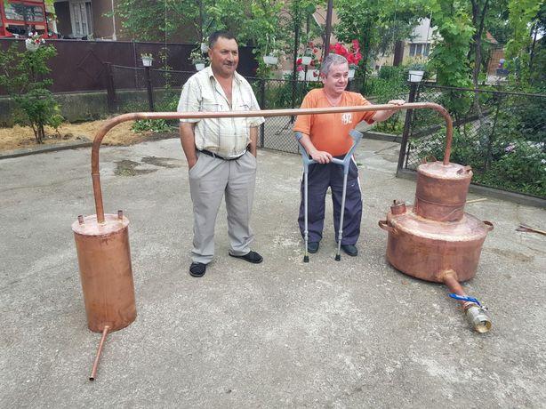 Vand cazan de țuică de  110 litri
