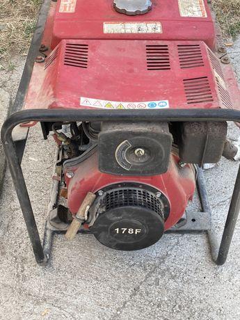 Generator 220v 1,8 kw 380v 4,5kw