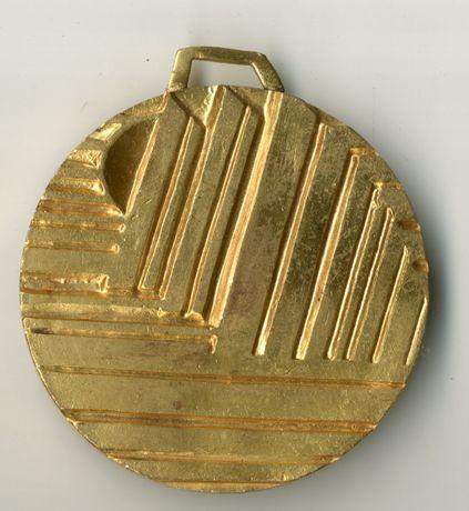 Medalie Straina Bulgaria din metal Regata Internationala Bulgara