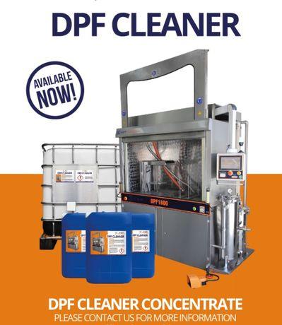 Solutie pentru curatat filtre de particule auto dpf auto catalizatoare