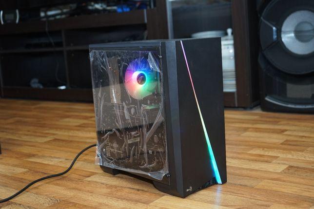Продам игровой системный блок XeonE5-2690,ОЗУ16Gb,SSD256Gb,AMD RX480