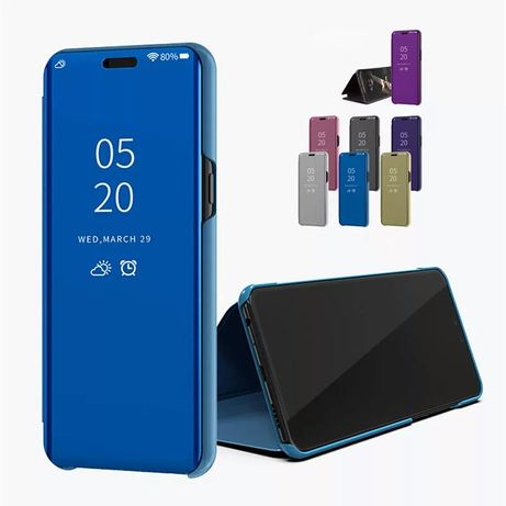 Калъф за Huawei P30,P30 pro,P30 lite(mirror view smart case за Хуавей)