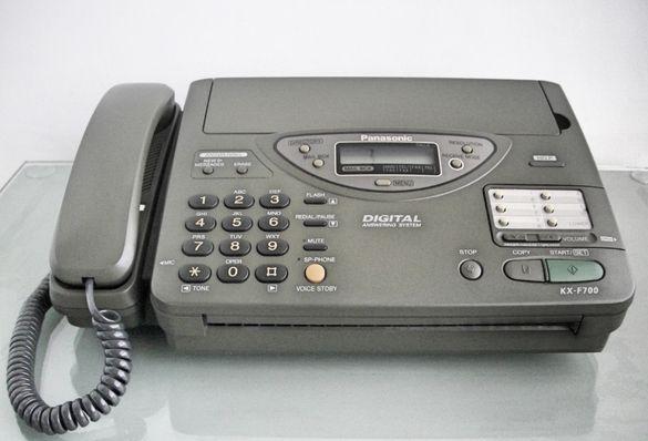 Panasonic KX-F700C телефон със секретар/копир и факс