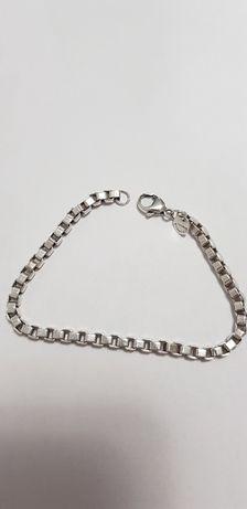 Brățară argint Tiffany