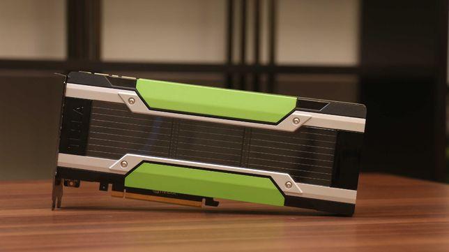 Видеокарта Nvidia Tesla M40 24Gb GDDR5 Серверная