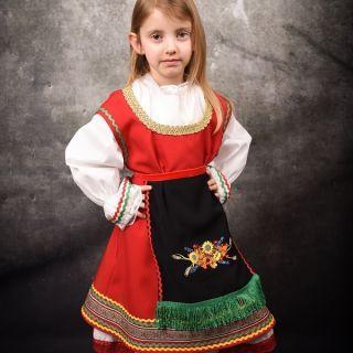 Стилизирани детски носии