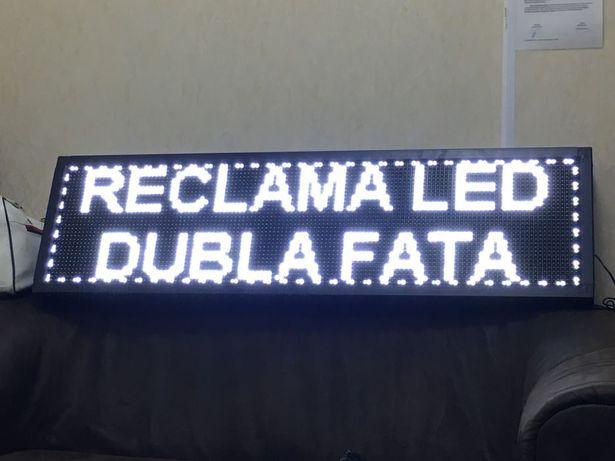 Reclama Led Luminoasa - Panou Programabil MARI IMENSE PE 4-5 RANDURI