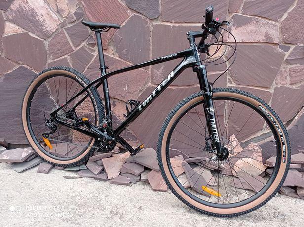 Велосипед карбон, МТБ Twitter, горный велосипед