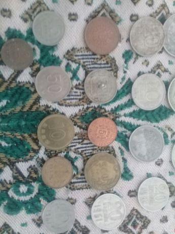 Монеты экслюзивные
