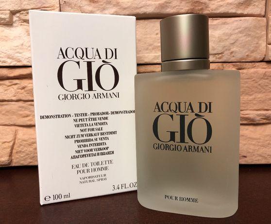 Парфюм GIORGIO ARMANI ACQUA DI GIO HOMME 100ml по доступной цене