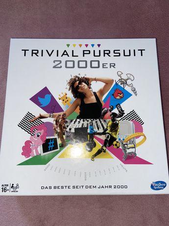 Настолна игра Trivial pursuit 2000er