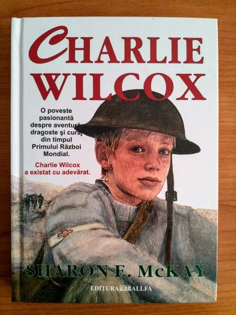 Poveste pt copii, coperta cartonata, Charlie Wilcox