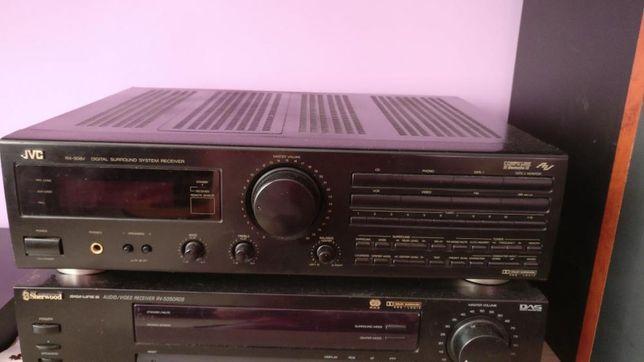 Amplificator jvc rx508v