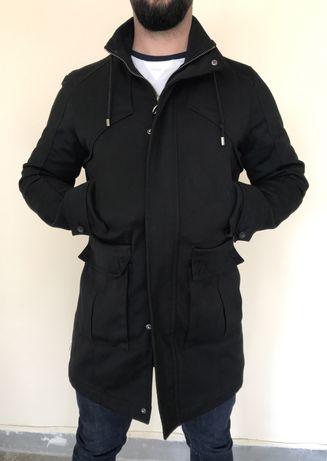 Уникално спортно елегантно палто H&M