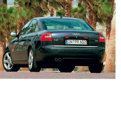 Audi a6 quattro berlina