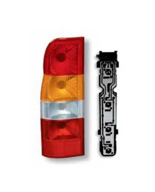 Стопове за Форд Транзит V 184 / от 2001 до 2005 / с платка