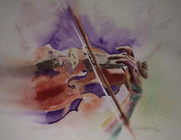 Давам уроци по цигулка и пиано