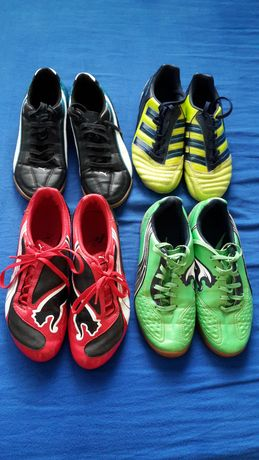 Продавам маратонки-Puma № 37 и бутонки Adidas № 35