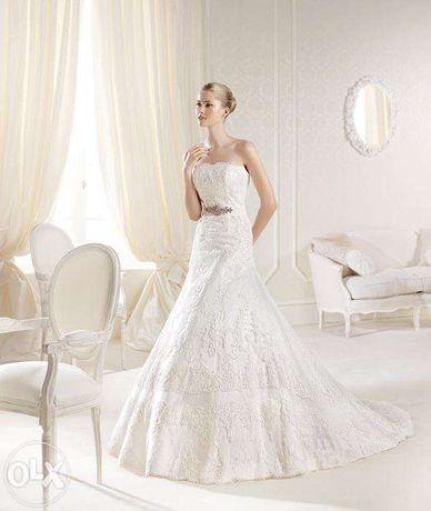 Rochie de mireasa La Sposa, mărimea xl, în stare foarte bună