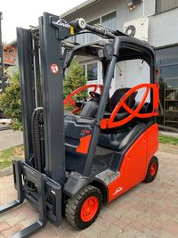 Stivuitor - Motostivuitor Linde H16T GPL EVO an fab. 2015