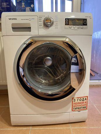 Продам стиральную машину Vestel, 6 кг, глажка