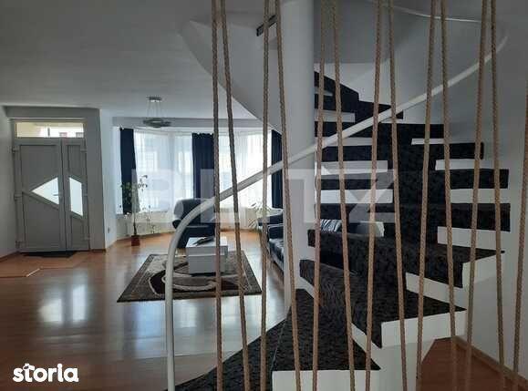 Duplex 160 mp, 4 camere, gradina, renovat recent, zona Golden Tulip