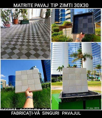 MATRITE PAVAJ forme dale constructi tipare pavele beton montaj piese