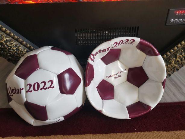 Футбольный мячь qatar