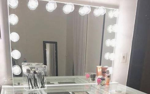 """Огледало без рамка с вградено осветление """"Shine"""""""