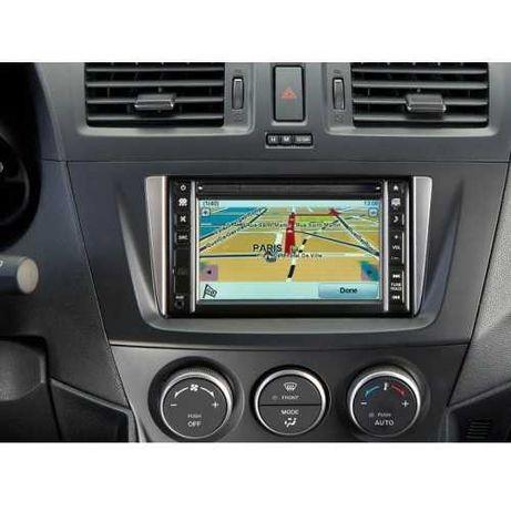 Card navigatie Mazda 3 5 6 MX-5 Tomtom NVA-SD8110 Europa 2020